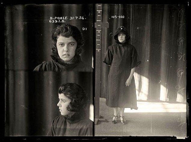 6. Doris Winifred Poole - Hırsızlık