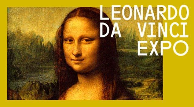3) Dünyanın en büyük ve en kapsamlı Leonardo Da Vinci sergisi 'Leonardo Da Vinci Expo: Dahi İstanbul'da', UNIQ İstanbul'daki UNIQ Müze'de açılıyor. 7 Nisan 2018'e kadar ziyaret edebilirsiniz.