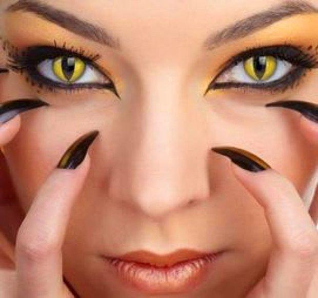 Kedi gözü rengi