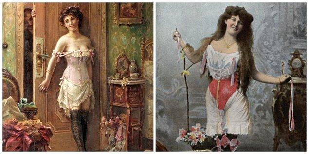 Konseptini oluştururken Kraliçe Victoria'nın döneminden ilham aldı ve süslü, seksi, cesur modeller hazırladı.