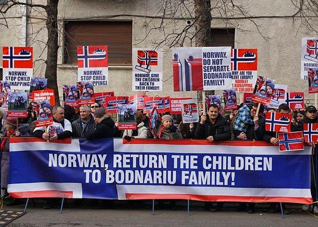 Norveç sınırlarında devletin çocuğa bakışı çok farklı uygulamaları beraberinde getirmiş, bazen aileler bile şaşırmış.