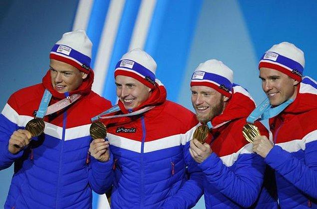 """""""Çocukken eğlendik, şimdi amansızca kazanma zamanı."""" Norveçli sporcular, Kış Olimpiyatları 2018"""