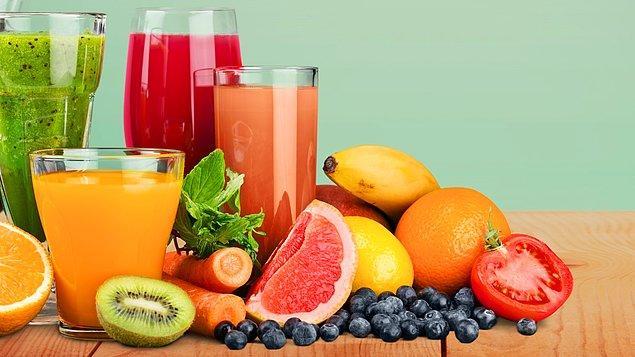 6. Meyve suyu