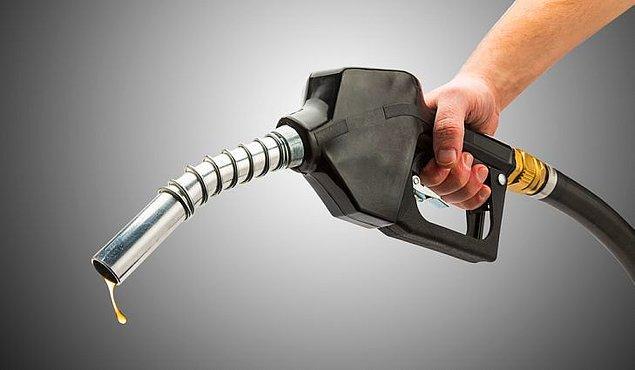 5. Benzin kokusuna puan vermeni istesek?