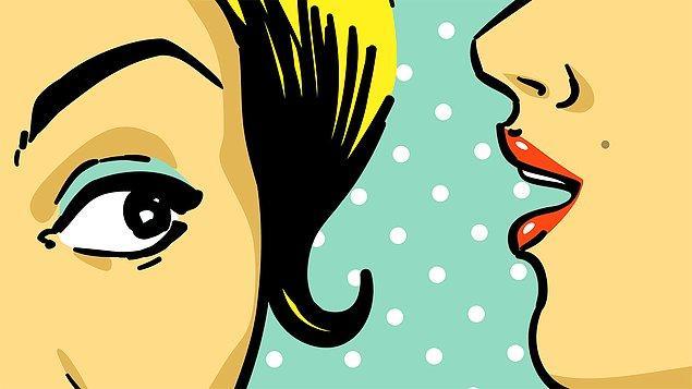 3. Sır tutma konusunda nasılsın?