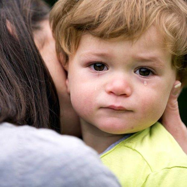 Çocuk ağlamasına dayanamam...