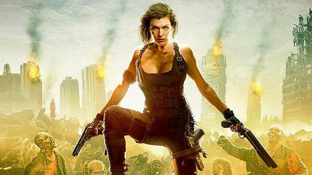 12. Resident Evil: The Final Chapter