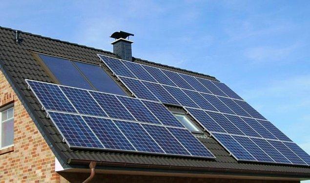 5. Yenilenebilir enerji kaynakları teşvik ediliyor.