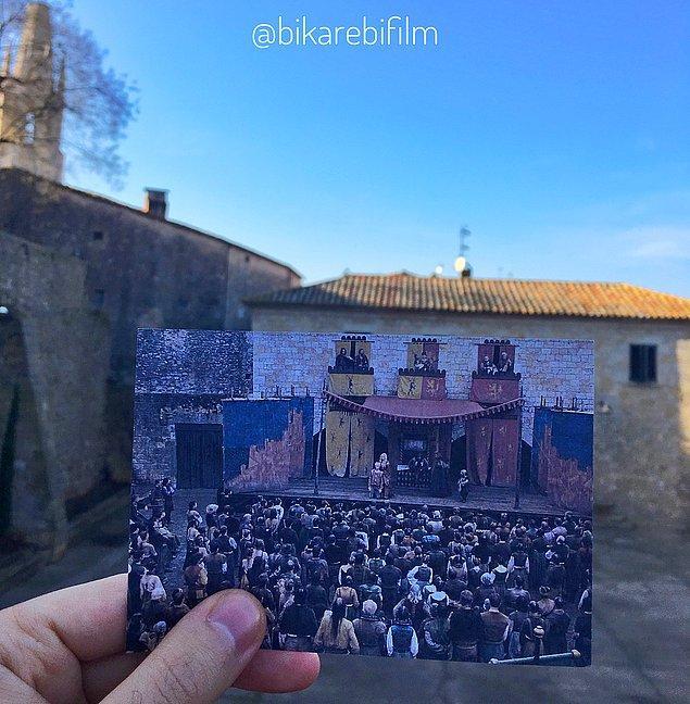 Game of Thrones (Girona/İspanya)