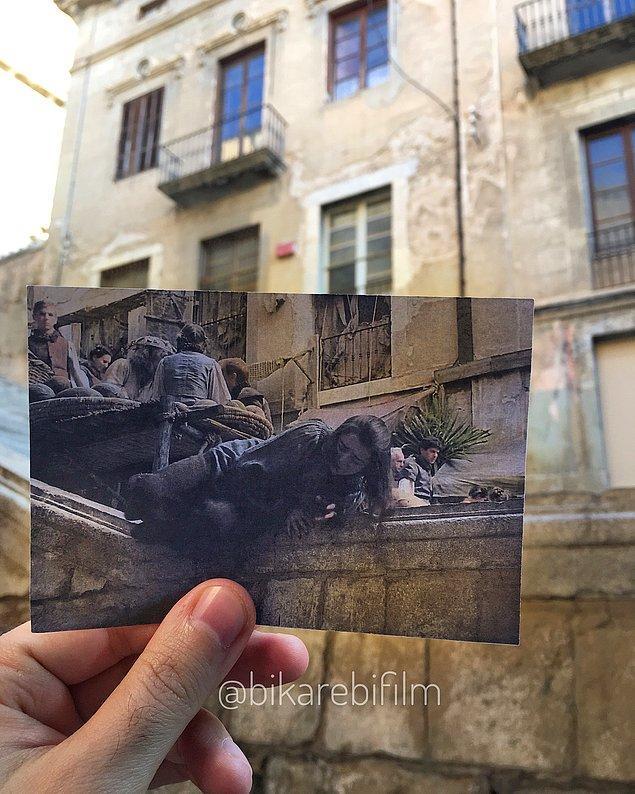 Game of Thrones (Pujada de Sant Domènec/İspanya)