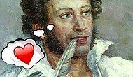 Правила съёма: Метод Пушкина! 7 советов по пикапу от самого известного донжуана русской литературы 🔝