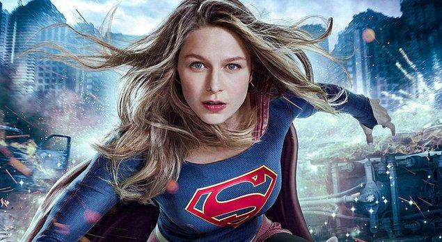 2. Supergirl