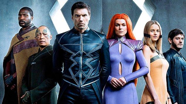 10. Marvel's Inhumans