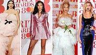 Голосование: Выбираем лучший наряд с британской музыкальной премии BRIT-2018