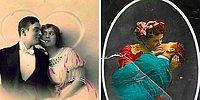 Это вам не Тиндер: 20 винтажных любовных открыток царской России XIX века ❤️
