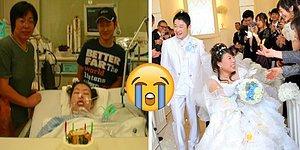 Вы точно будете плакать над этой историей: 8 лет жених ждал, пока его вспомнит невеста!