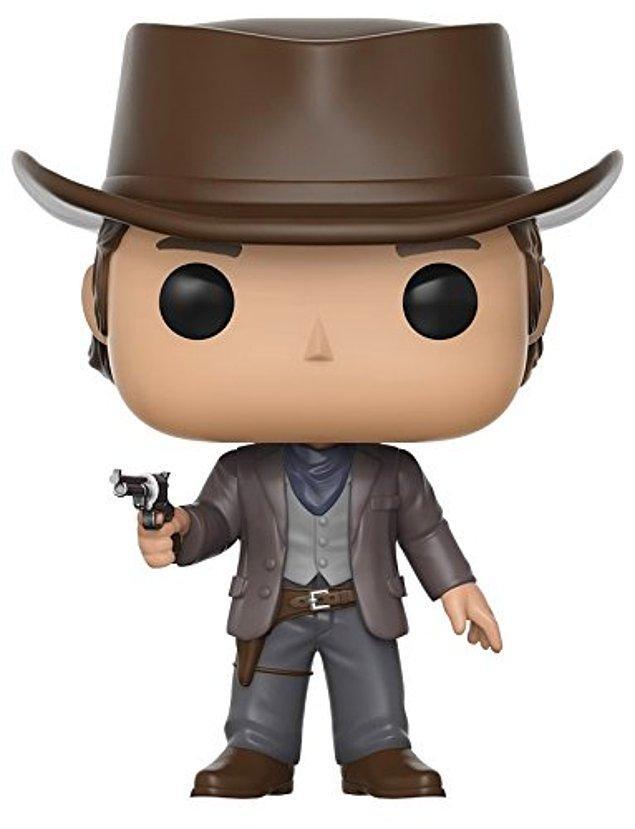 11. Bir Westworld hayranıysanız bu şirin mi şirin Teddy figürünü çok beğeneceksiniz.