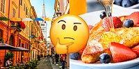 Тест для гурманов: В какой город вам нужно переехать, согласно вашим вкусовым предпочтениям?