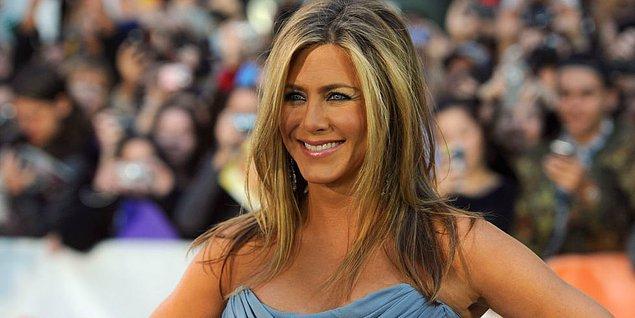 2. Jennifer Aniston
