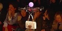 Беспилотники вместо моделей: Показ сумок Dolce & Gabbana прошел при помощи дронов!