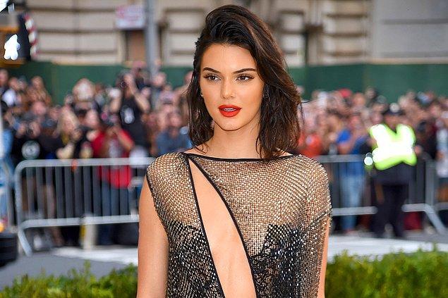 2-C Kendall Jenner