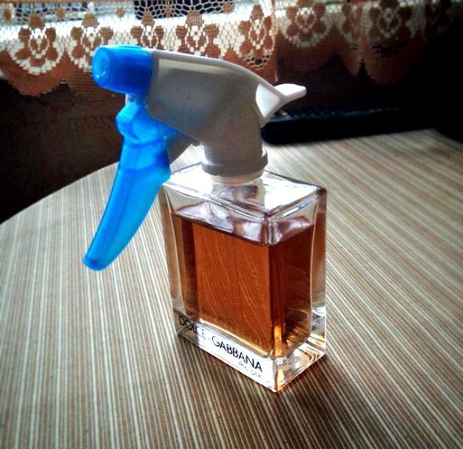 расскажу, демотиваторы про парфюм для