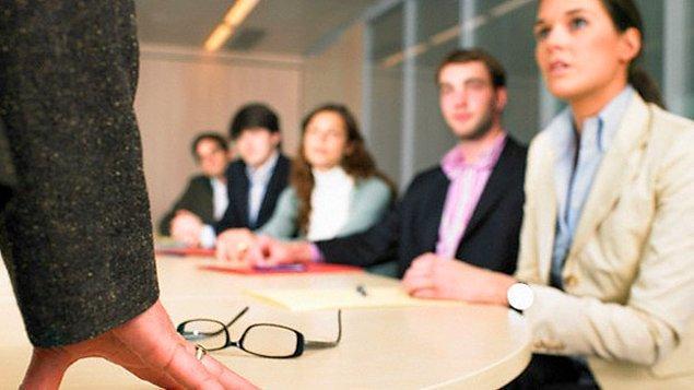 Şirketlerdeki kadın yöneticilerin sayısı 15 yılda sadece yüzde 2 arttı!