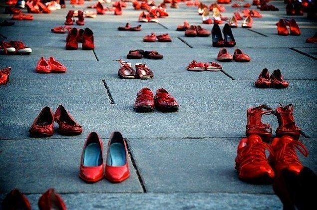 Ve korkunç tablo: Kadın Cinayetlerini Durduracağız Platformu'nun verilerine göre, 2017 yılında 409 kadın erkekler tarafından öldürüldü.