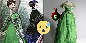Ядовитая мода: Как страсть к зеленому цвету убивала викторианцев, и как это отразилось на нас