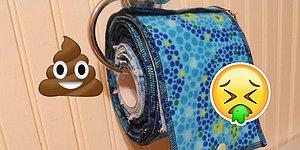 Люди пользуются тряпочками вместо туалетной бумаги, и вы удивитесь, узнав, зачем они это делают