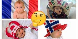 Тест: Сможете ли вы соотнести самые популярные детские имена со странами?