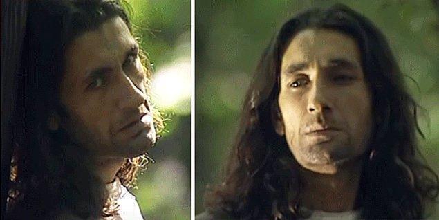 Onu ekranlarda ilk gördüğümüz an ise 2001 yapımı 'Savunma' adlı dizi. Baş rollerini Hülya Avşar ve Rutkay Aziz'in paylaştığı dizide 'Sapık' rolünü canlandırmıştı.