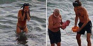 Появиться на свет в море! Российская туристка родила в Красном море