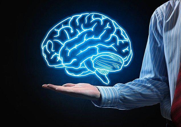6. Tam olarak kesin olmamakla birlikte beynimizde aşağı yukarı 86 milyar beyin hücresi bulunduğu düşünülüyor.