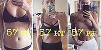 Вес не имеет значения: 27 женщин, которые не скинули ни одного килограмма, но выглядят потрясающе!