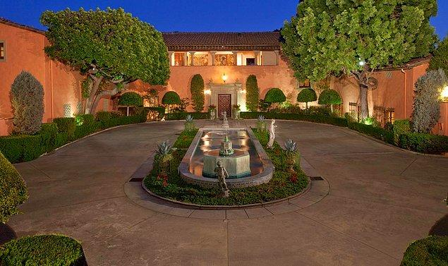 9. Beverly House/ Beverly Hills/ ABD - 393 milyon lira