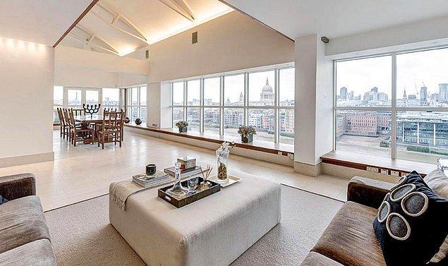 4. The Penthouse/ Londra/ İngiltere - 585 milyon lira