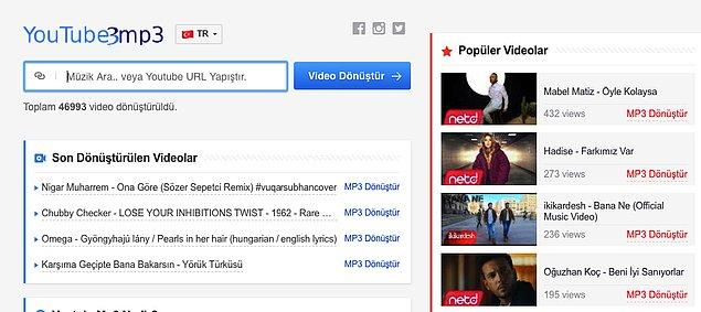 17. Youtube3MP3