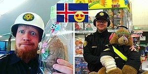 14 доказательств того, что работа в исландских правоохранительных органах - мечта любого полицейского!