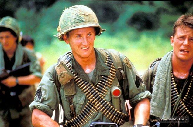 26. Casualties of War-Savaş Günahları (1989)   IMDb 7.1