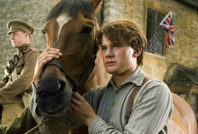 24. War Horse-Savaş Atı (2011)   IMDb 7.2