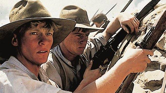 19. Gallipolli-Gelibolu (1981)  IMDb 7.5