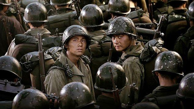 13. Tae guk gi-Kan Kardeşleri (2004)   IMDb 8.1