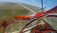 Везучему пилоту удалось выжить, после того, как в его самолете отказал двигатель