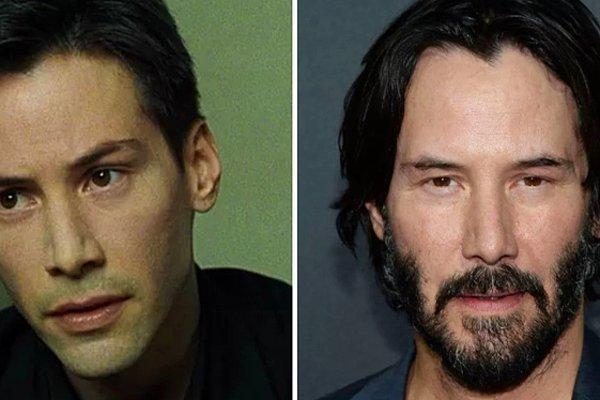 "Как актеры фильма ""Матрица"" выглядят спустя 19 лет"