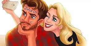 Вся красота и боль отношений в 9 комиксах, в которых каждая пара узнает себя