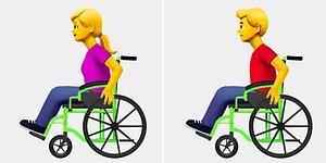 Компания Apple предложила 13 новых эмодзи для людей с ограниченными возможностями