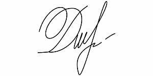 Тест: о чем говорит ваша подпись?
