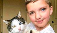 Этого мальчика с заячьей губой и гетерохромией дразнят в школе, но недавно он обрел друга