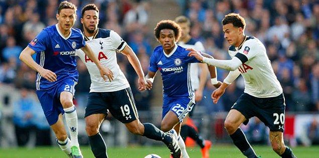 1 Nisan / Chelsea - Tottenham